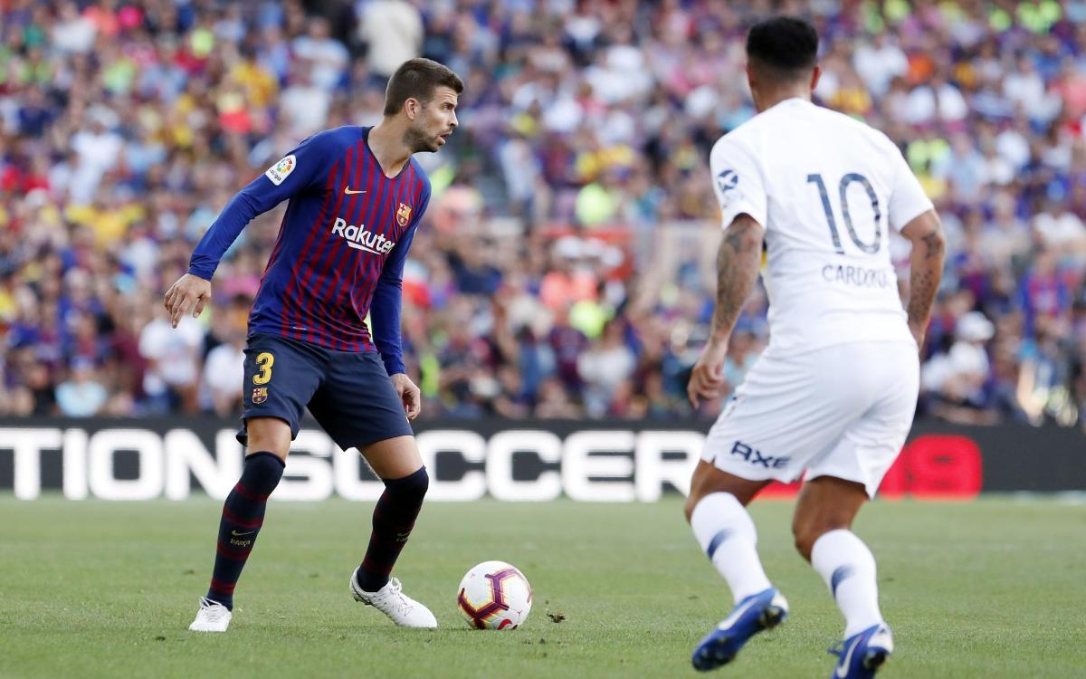 Vidéo - FC Barcelone - Boca Juniors, en entier (3-0)