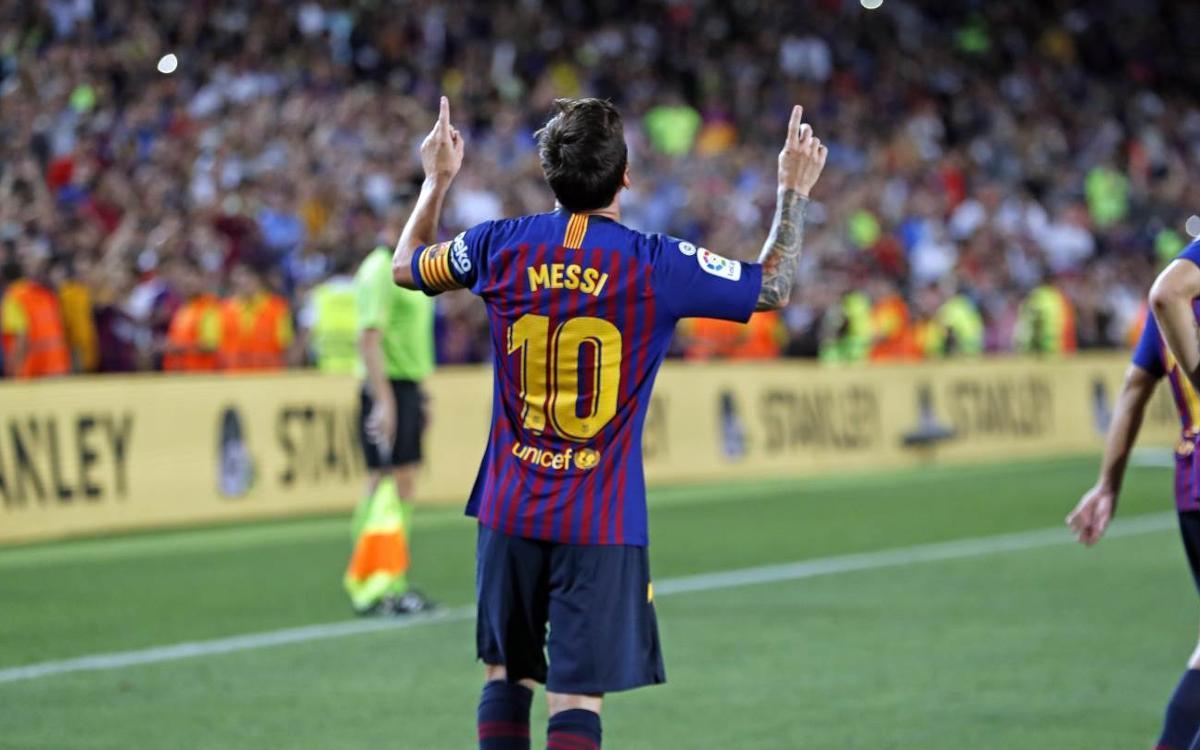 プレビュー: FC バルセロナ vs セビージャ