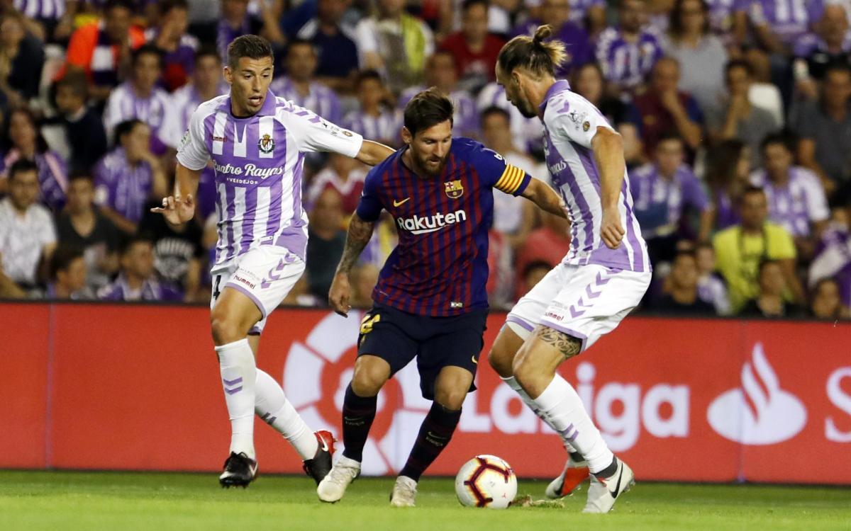 FC Barcelone – Valladolid : Revenir à l'essentiel