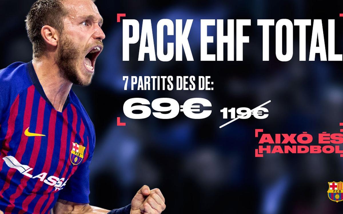 Descobreix els avantatge del Pack EHF Total!