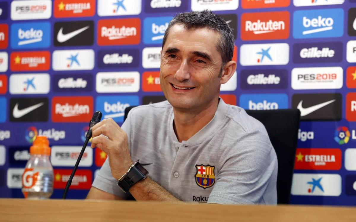 Ernesto Valverde: Alavés usually play well at Camp Nou