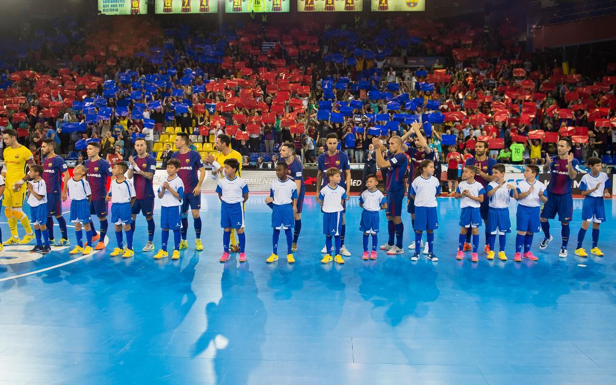 Les entrades per al Futsal, ja a la venda