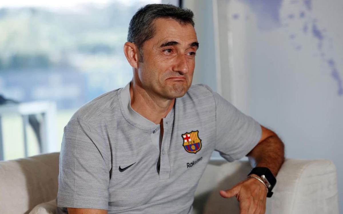 Vidéo - Ernesto Valverde :