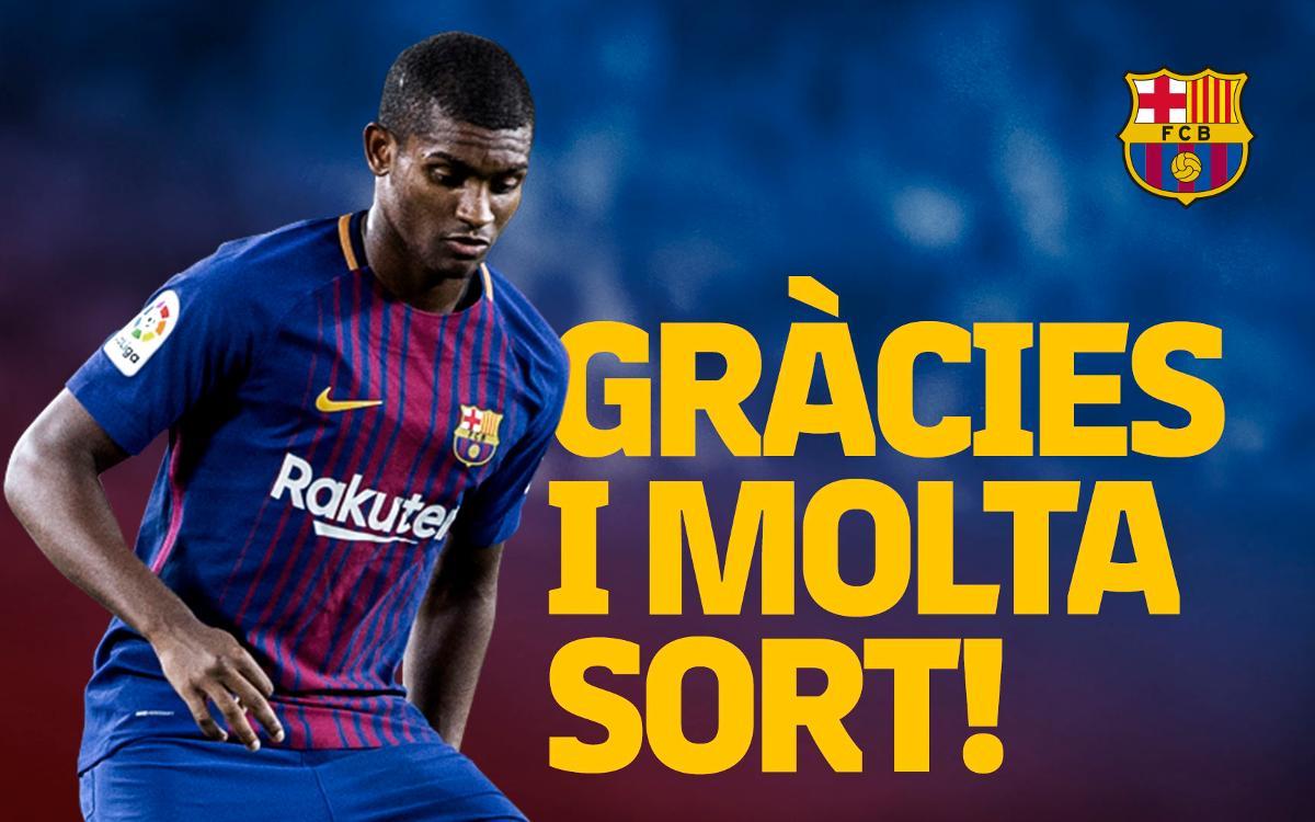 Acord amb la US Sassuolo Calcio pel traspàs de Marlon Santos