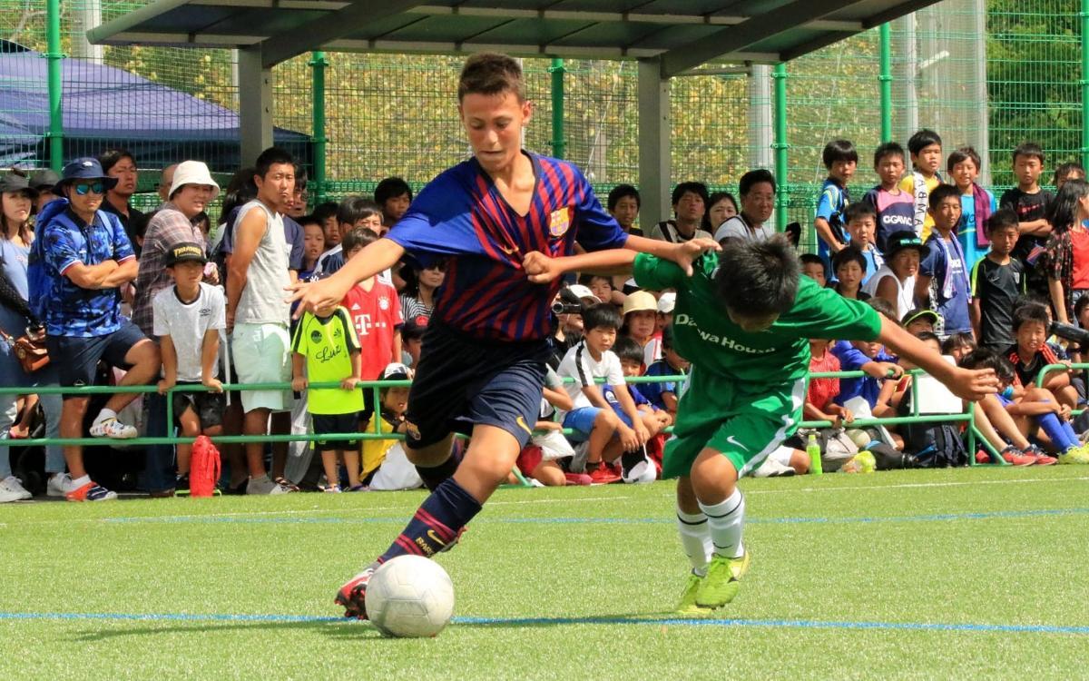 El Infantil B se clasifica para los cuartos de final de la World Challenge Cup