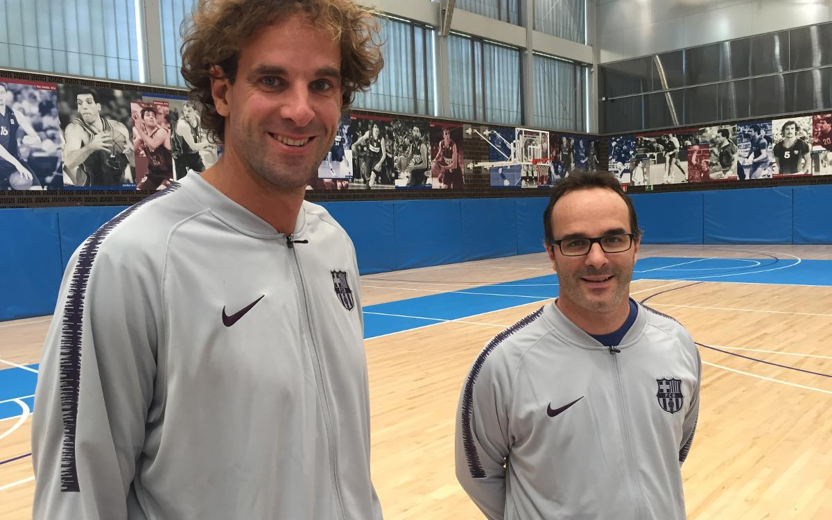 Els entrenadors del bàsquet formatiu
