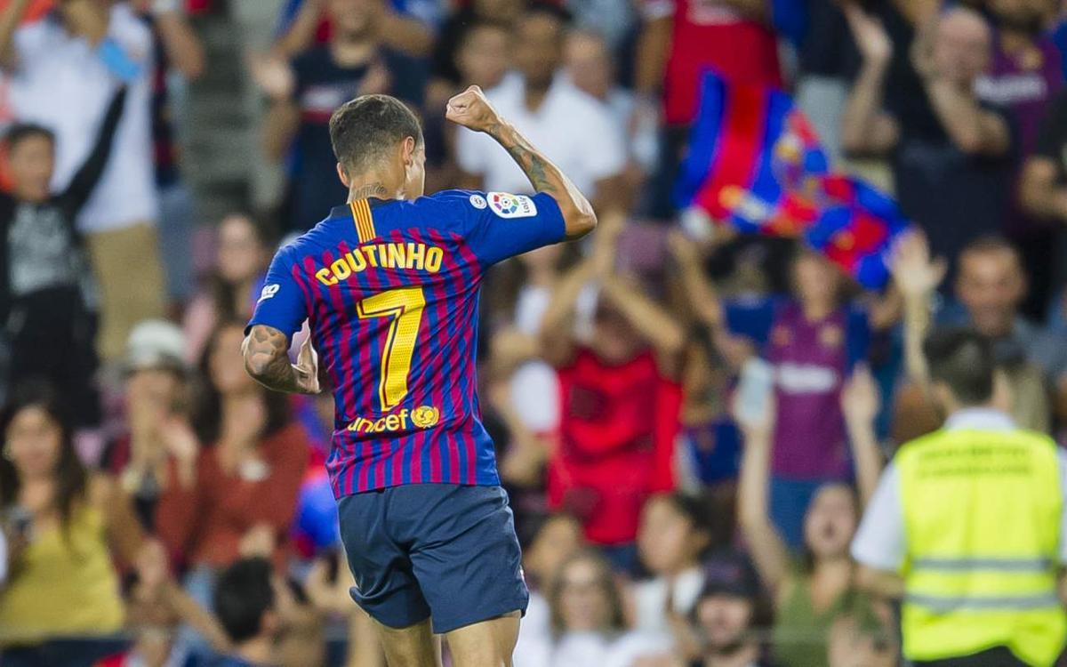 HIGHLIGHTS: Barça v Alavés