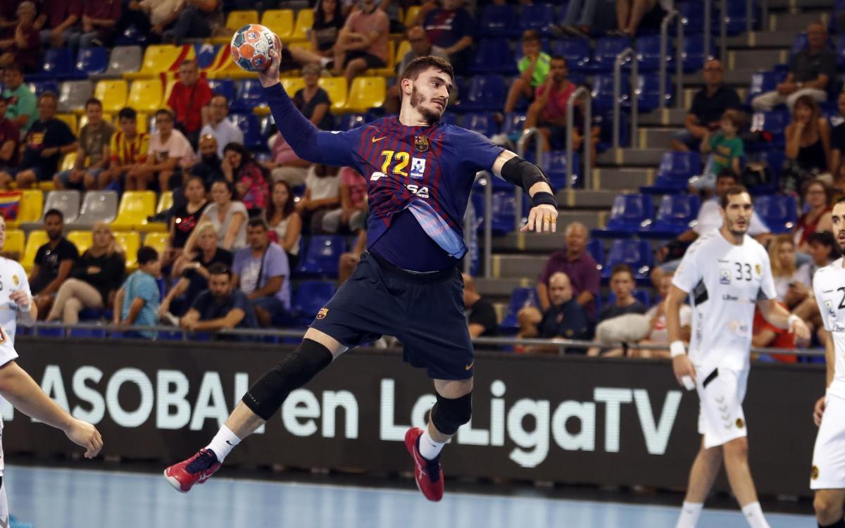 Barça Lassa – Telekom Veszprém HC: Vuelve a casa el mejor balonmano de Europa