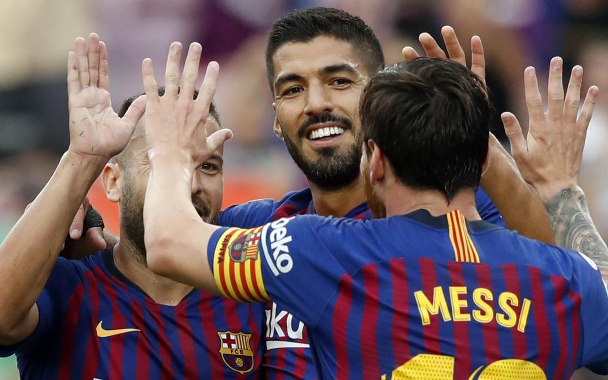 マッチプレビュー: FCバルセロナ vs ジローナ
