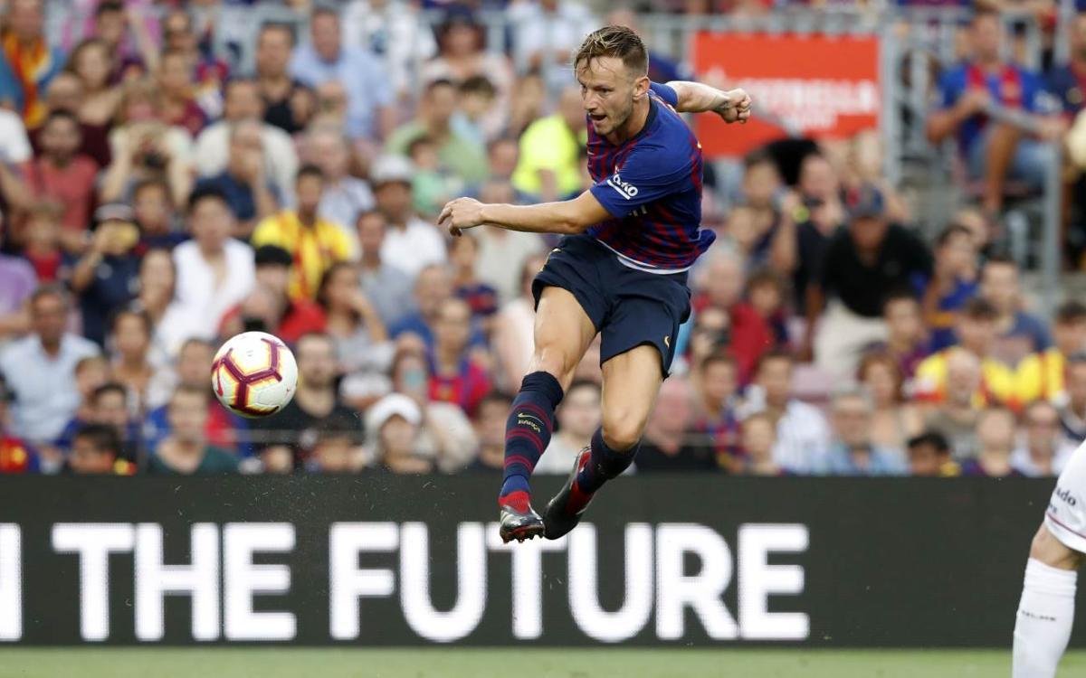 HIGHLIGHTS: FC Barcelona vs Huesca