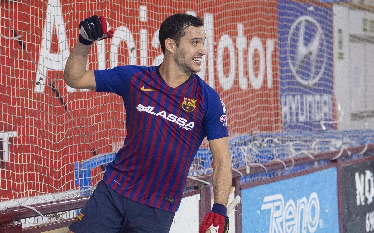 FC Barcelona Lassa – Lleida Llista Blava: Campions de la Lliga Catalana! (1-0)
