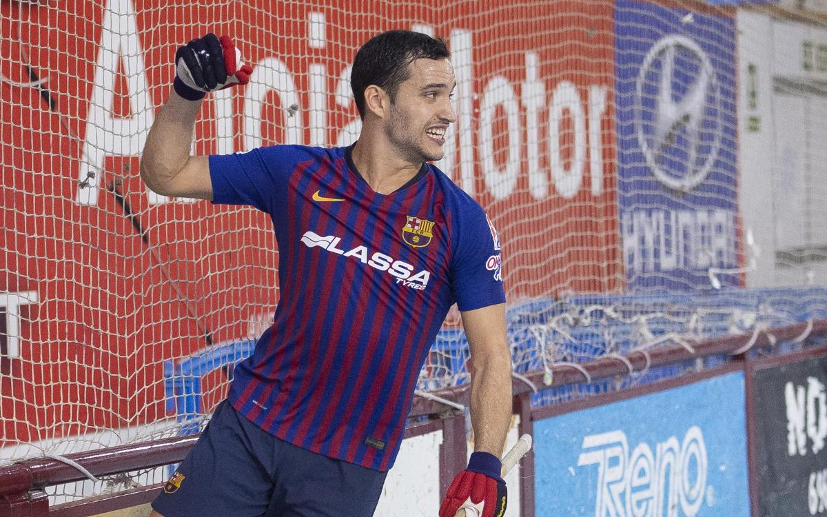 FC Barcelona Lassa 1-0 Lleida Llista Blava: Catalan champions!