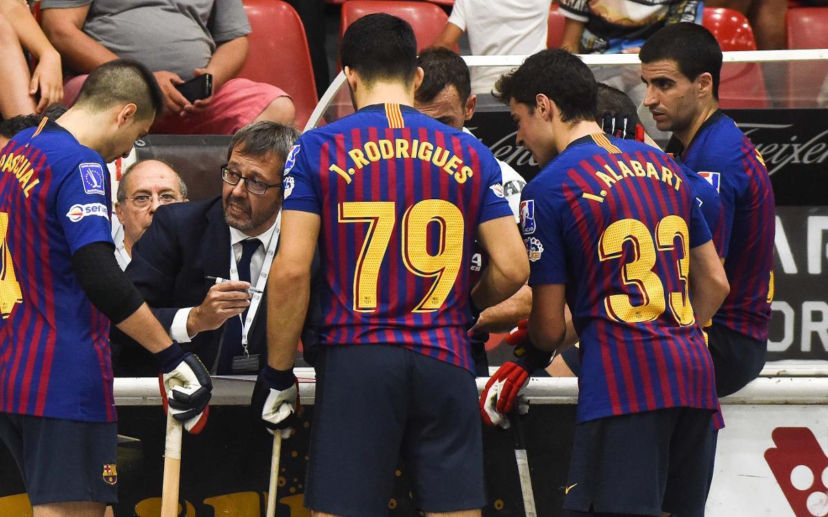 Noia Freixenet – Barça Lassa: Concentrados para mantener el ritmo de victorias