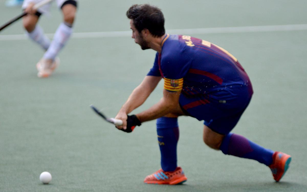 El Barça domina el Club de Campo però els madrilenys acaben sumant la victòria (4-1)