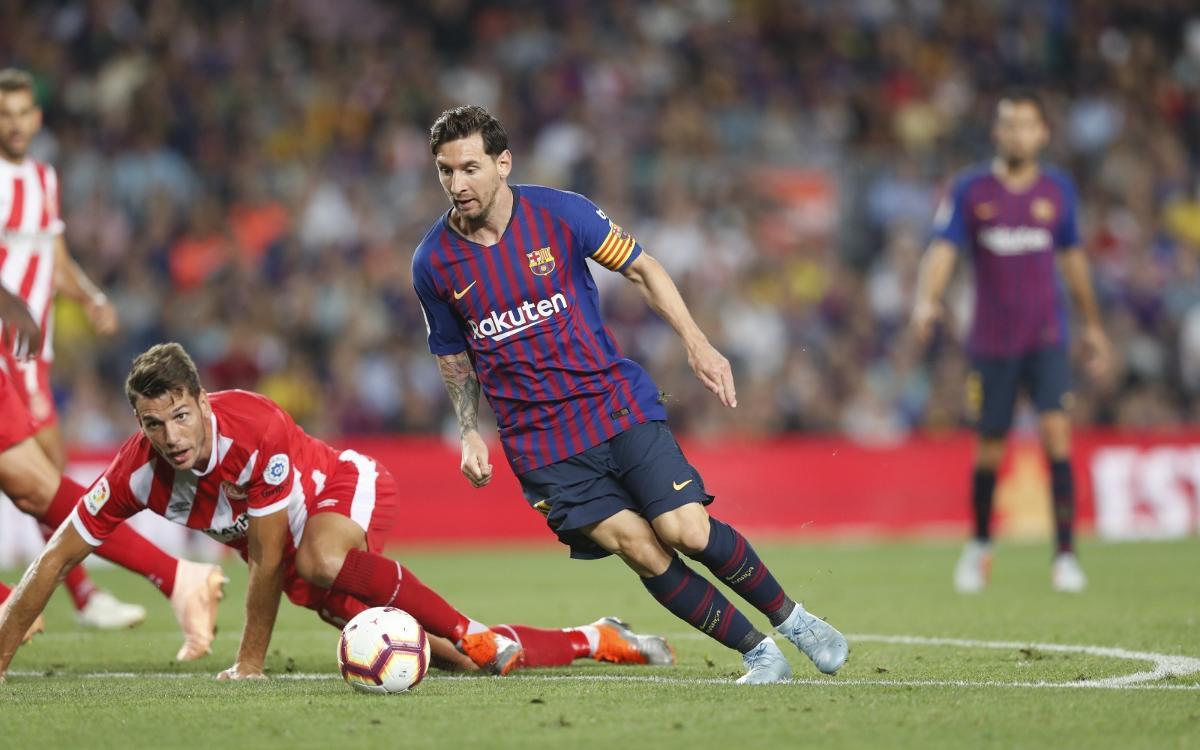 Gérone - Barça : Être roi en son pays