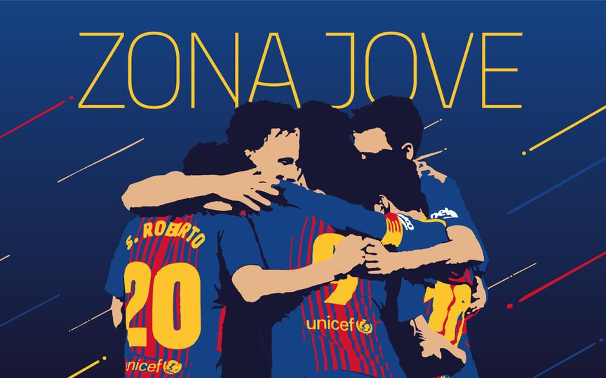 Promoció 2x1 en el partit contra el Girona per als socis joves no abonats