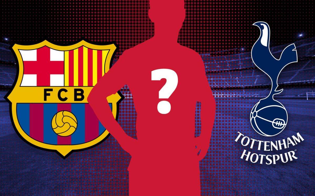 ¿Cuánto sabes de Tottenham y Barça?