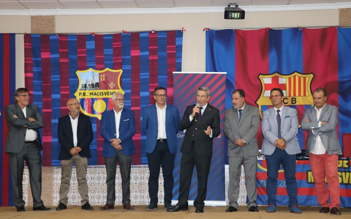 Las peñas de Murcia celebran su décima Trobada