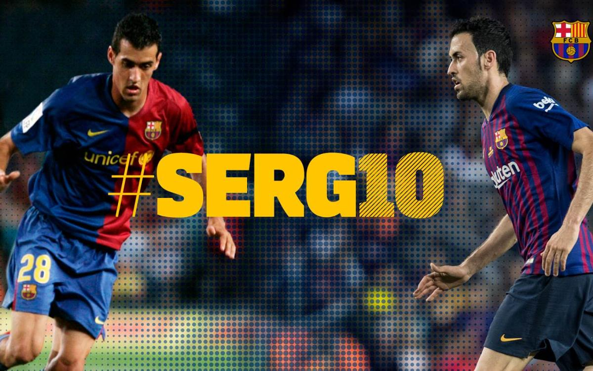 How well do you know Sergio Busquets?