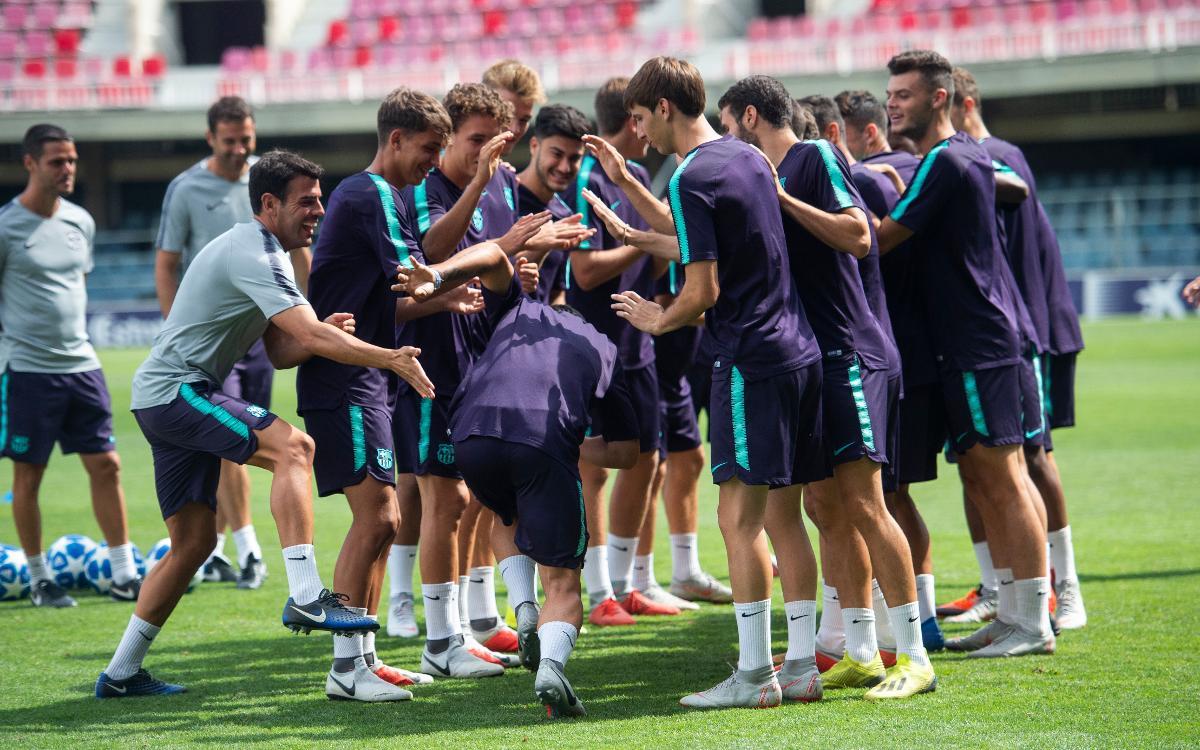 PRÈVIA - El Barça inicia la defensa del títol