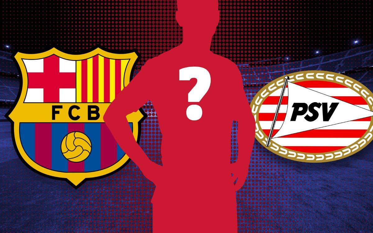 ¿Qué jugadores han estado en PSV y Barça?