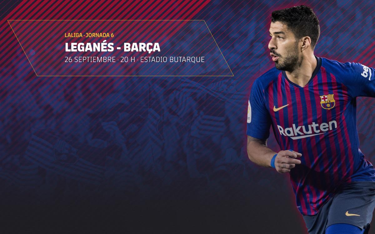 Venta de entradas para el partido en el campo del Leganés
