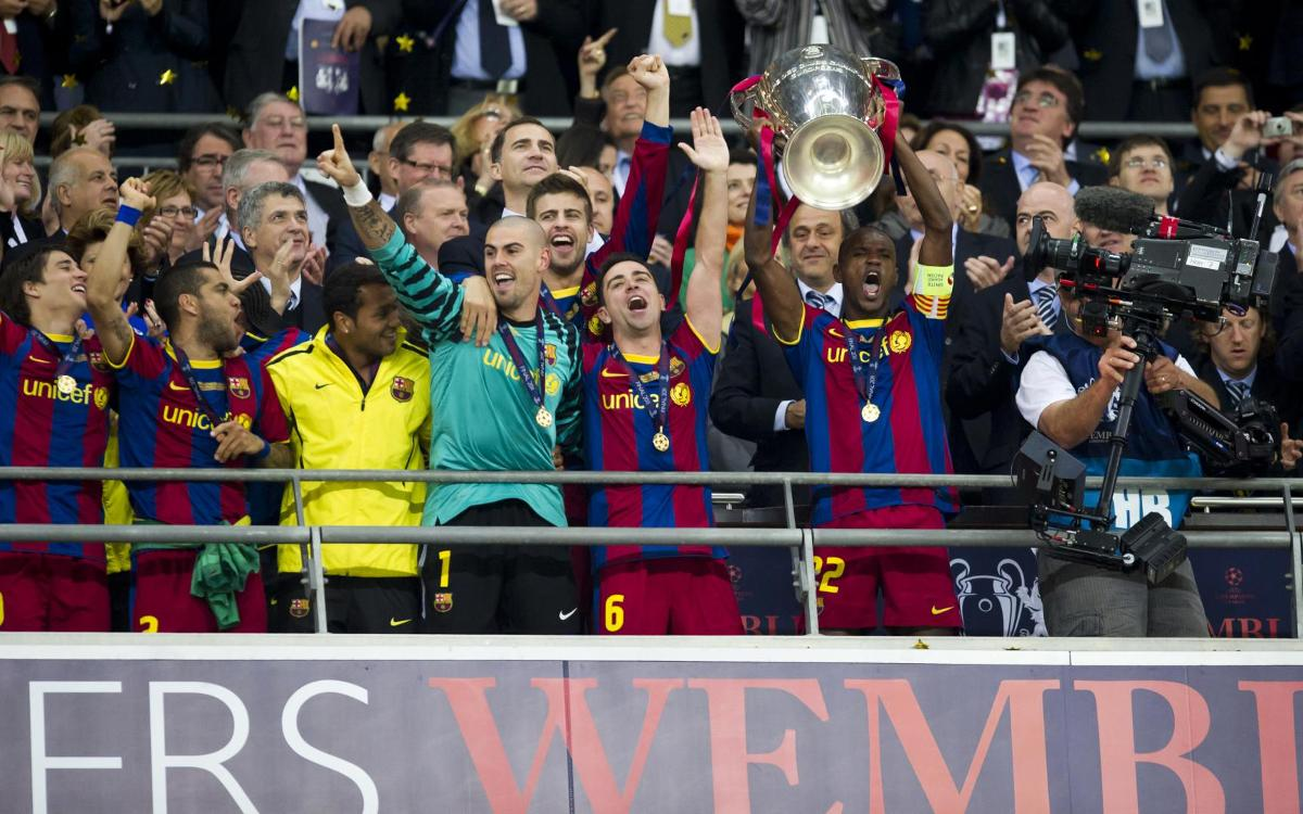 FC Barcelona returning to Wembley for Tottenham Hotspur clash