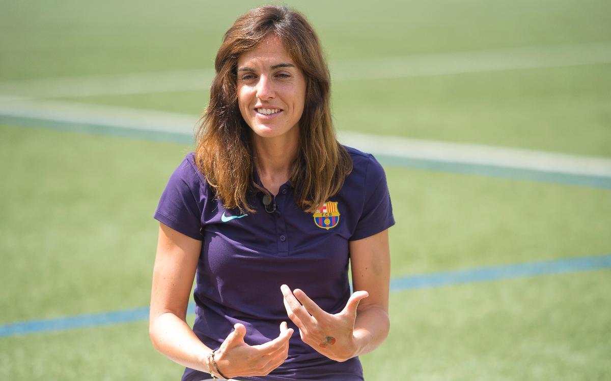 Melanie inicia su 15ª temporada en el primer equipo