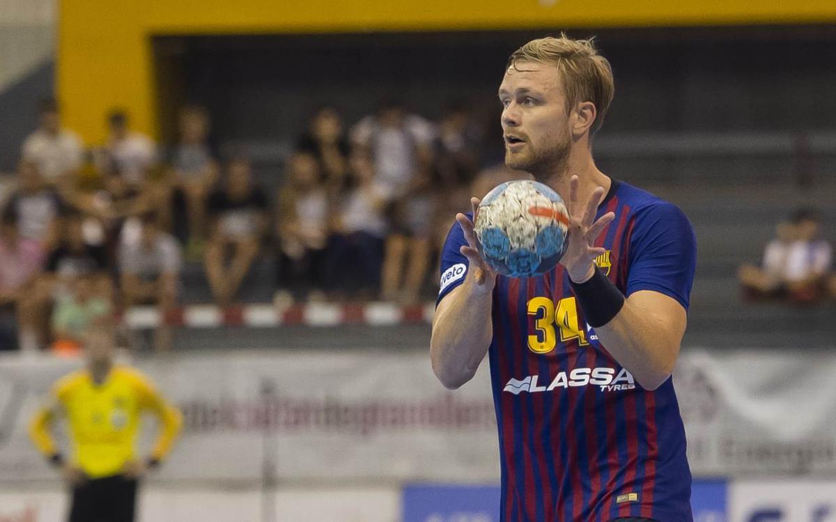 Secin Group Alcobendas – Barça Lassa: Victòria contundent en el debut a l'Asobal (24-50)