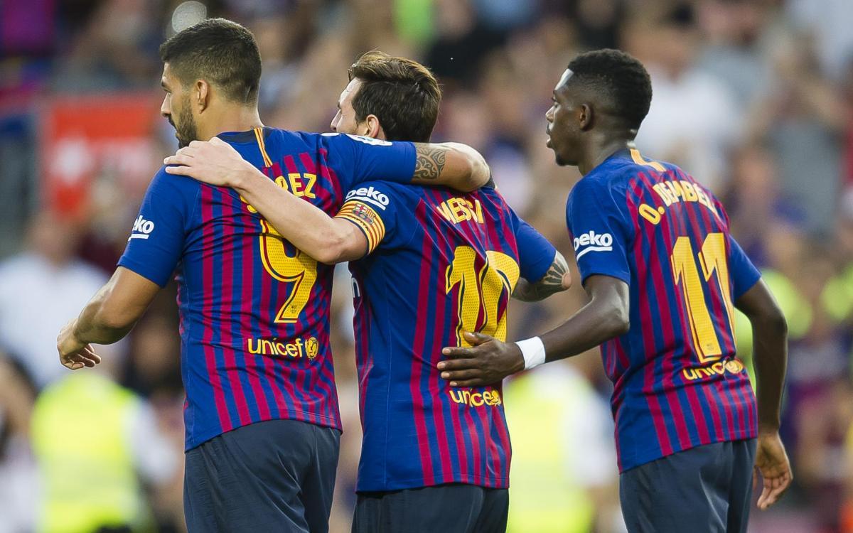 PRÈVIA - Torna la Champions League al Camp Nou