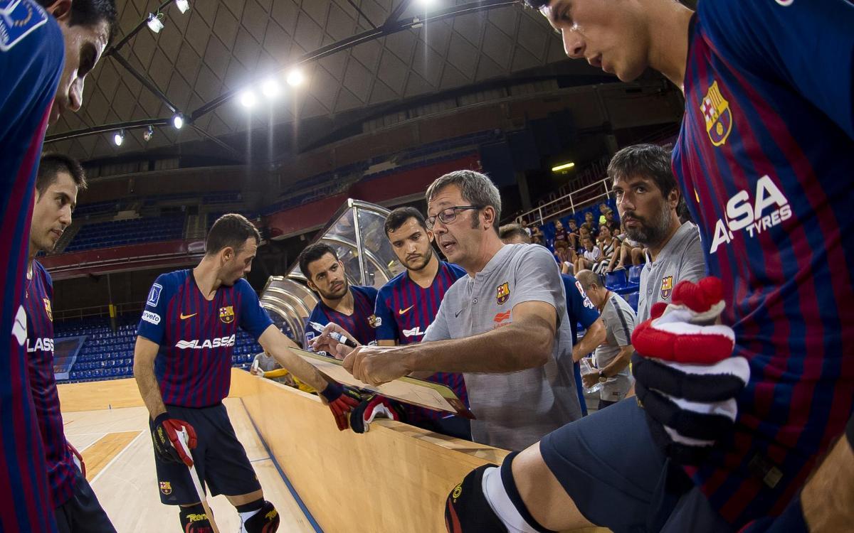 Vendrell – Barça Lassa: ¡Ser primeros de grupo es el objetivo!