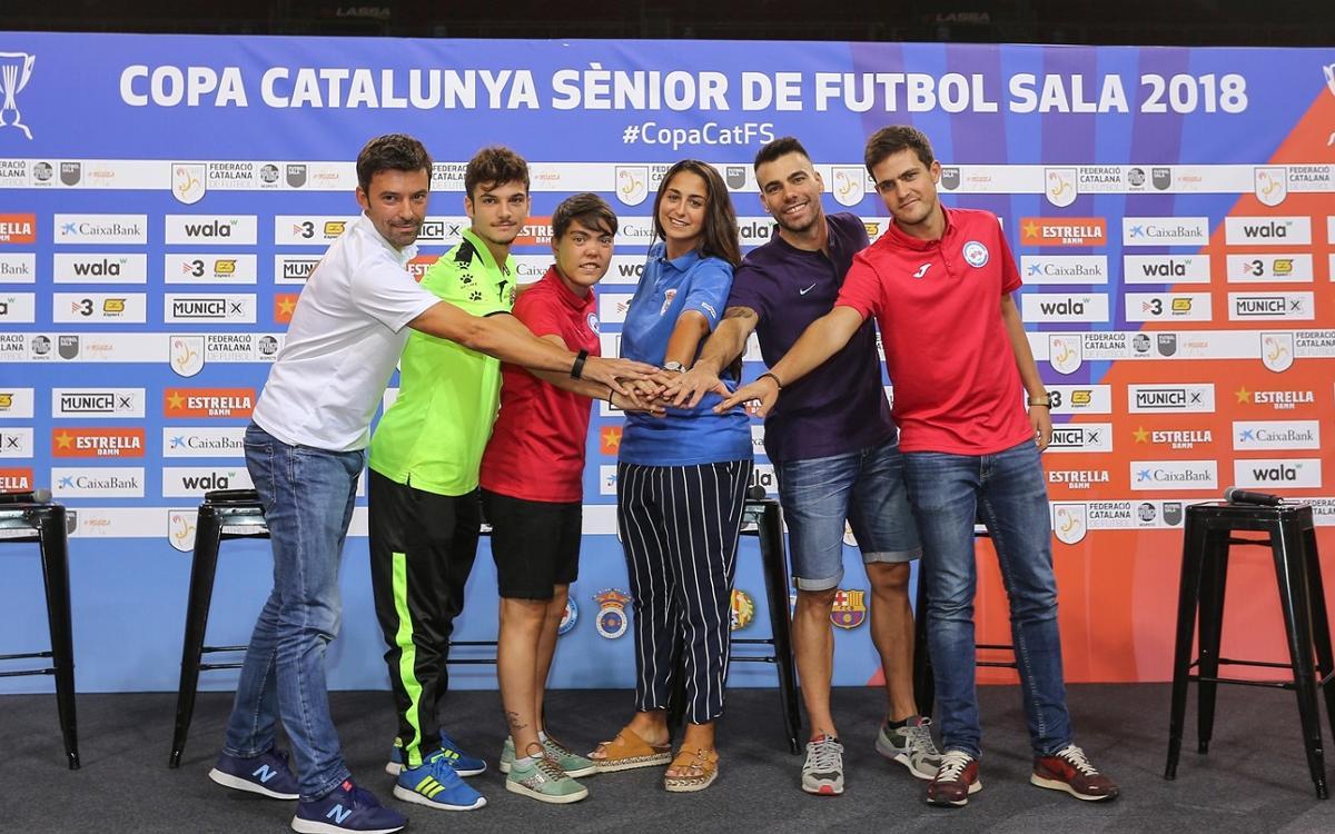 El Palau, a punt per a la Copa Catalunya