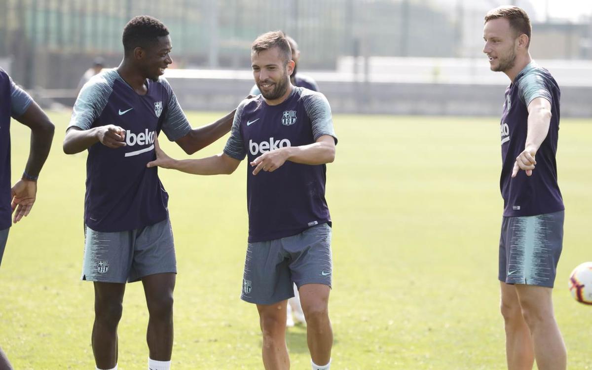 La convocatoria de Ernesto Valverde para el Real Sociedad - FC Barcelona