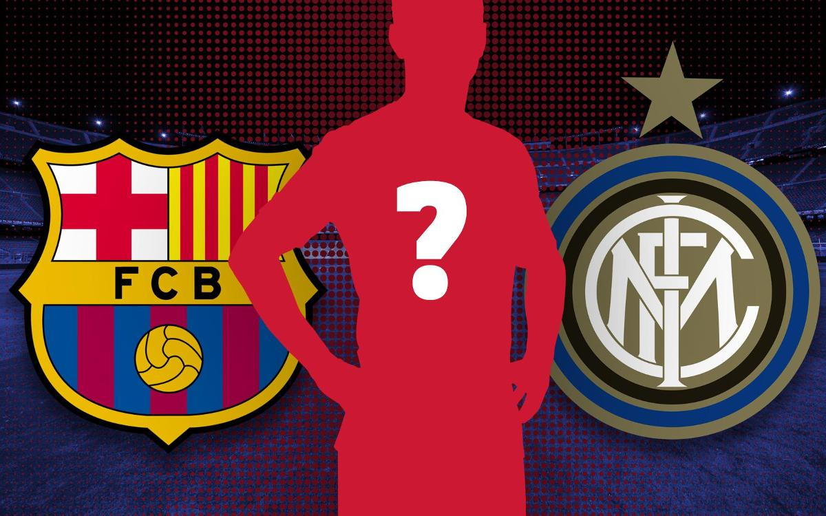 Who has played for both Inter Milan and Barça?