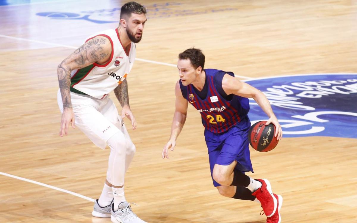 FC Barcelona Lassa 76-79 Baskonia: Spirited defeat