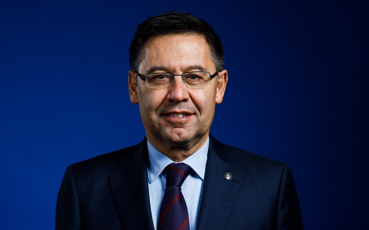 Josep Maria Bartomeu i Floreta (2014-2020)