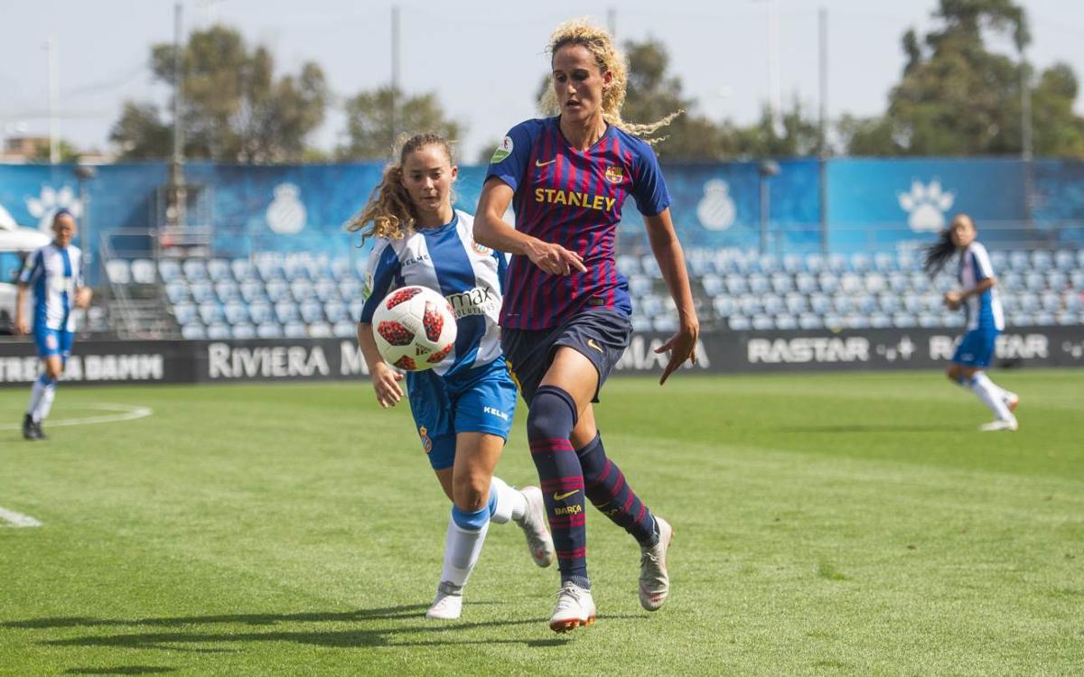 L'Espanyol, rival als vuitens de final de la Copa de la Reina