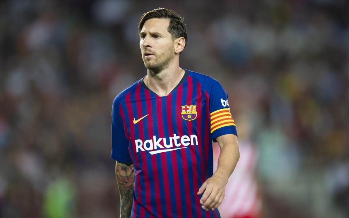 Leo Messi, escollit per 12a vegada a l'11 ideal de la FIFA