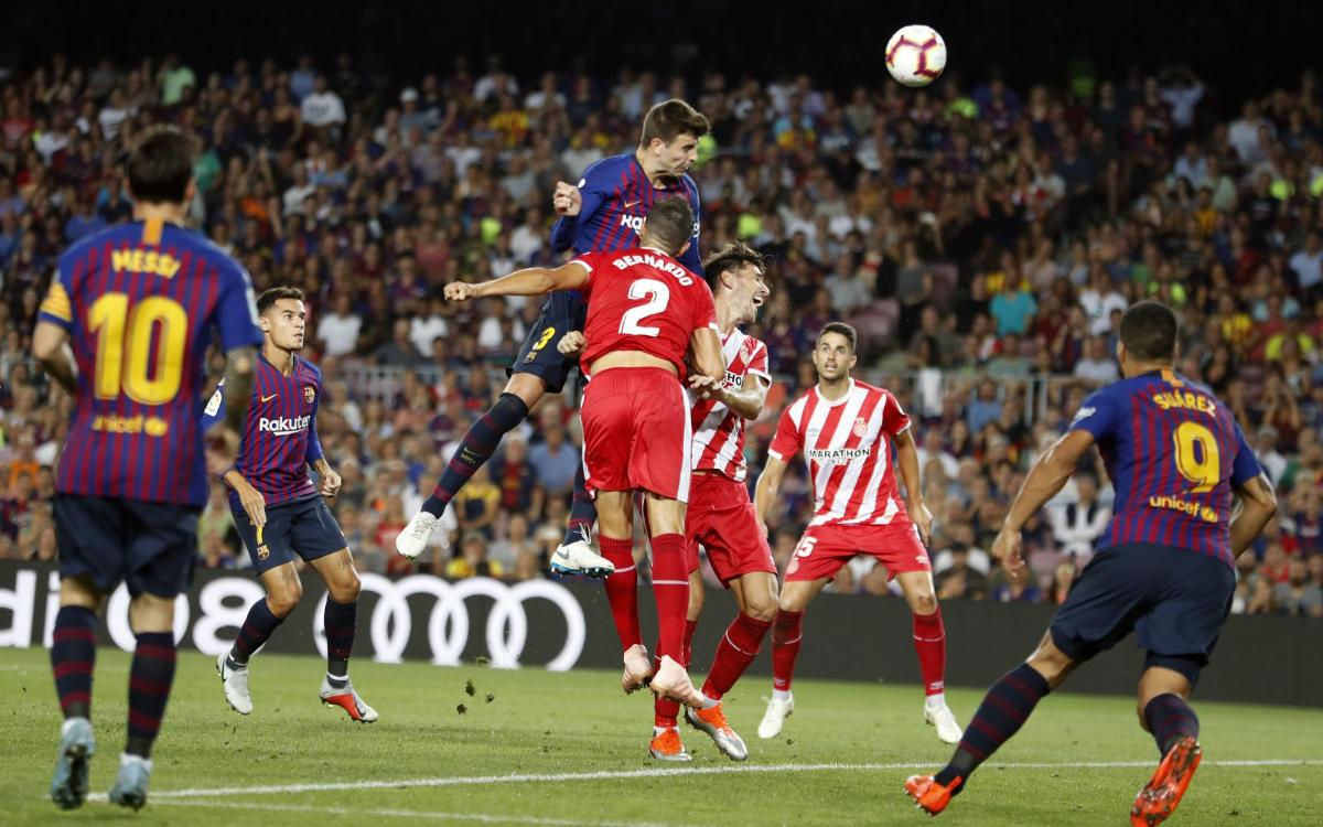 Ten-man Barça held to derby draw (2-2)