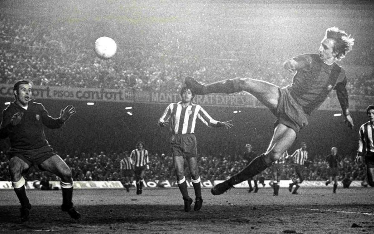 1969-78. Cruyff and democracy