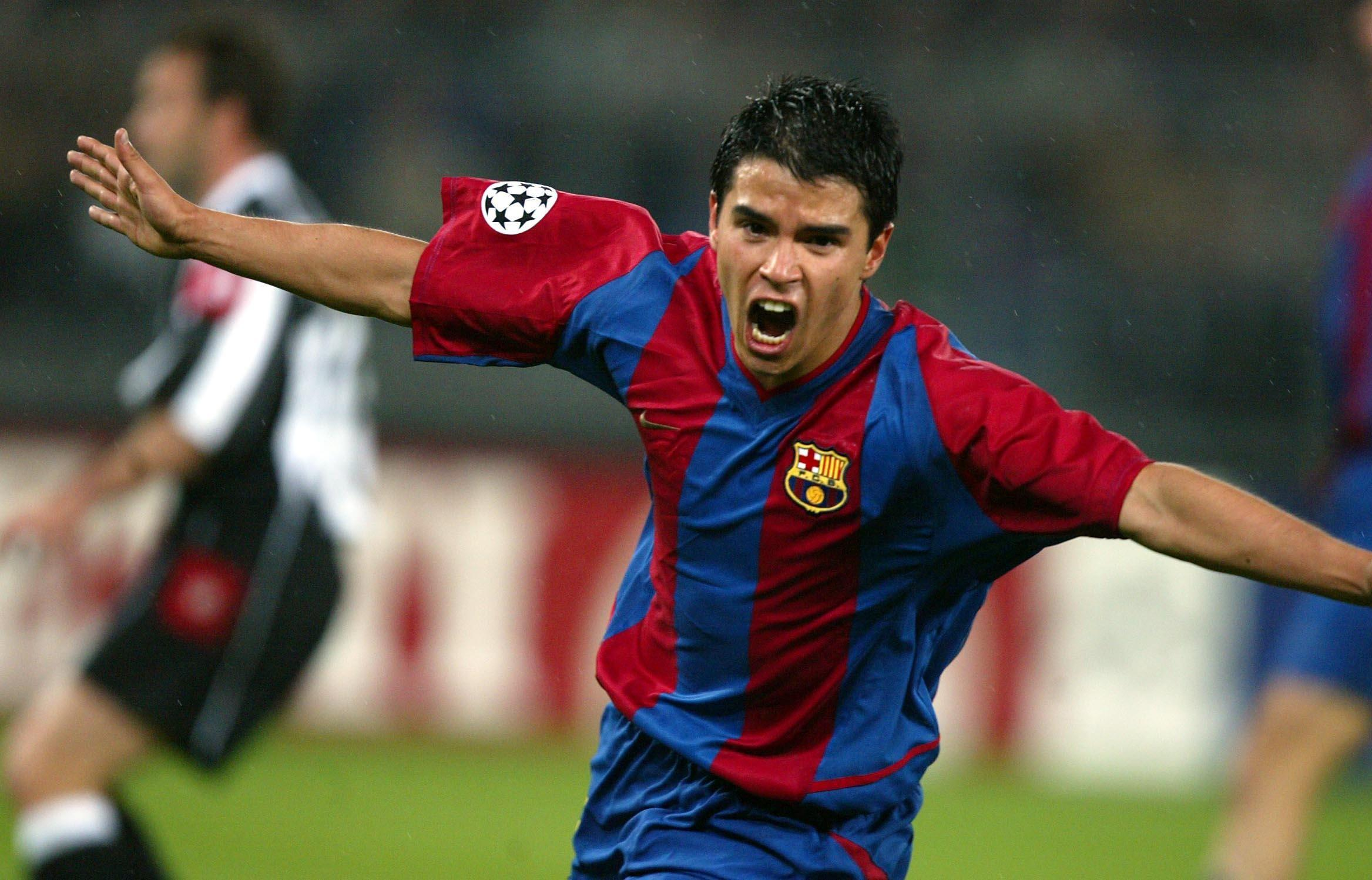 20 years since Saviola joined Barça