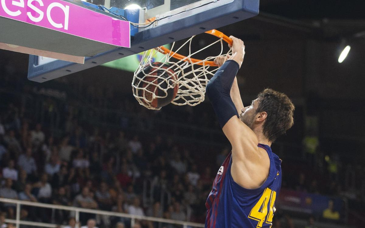 Barça Lassa – Herbalife Gran Canaria: A Barça-fest to open league play (98-78)