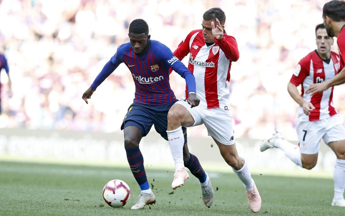 HIGHLIGHTS: Barça v Athletic