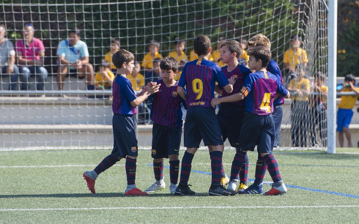 La Masia: Goals of the Week! September 29-30, 2018