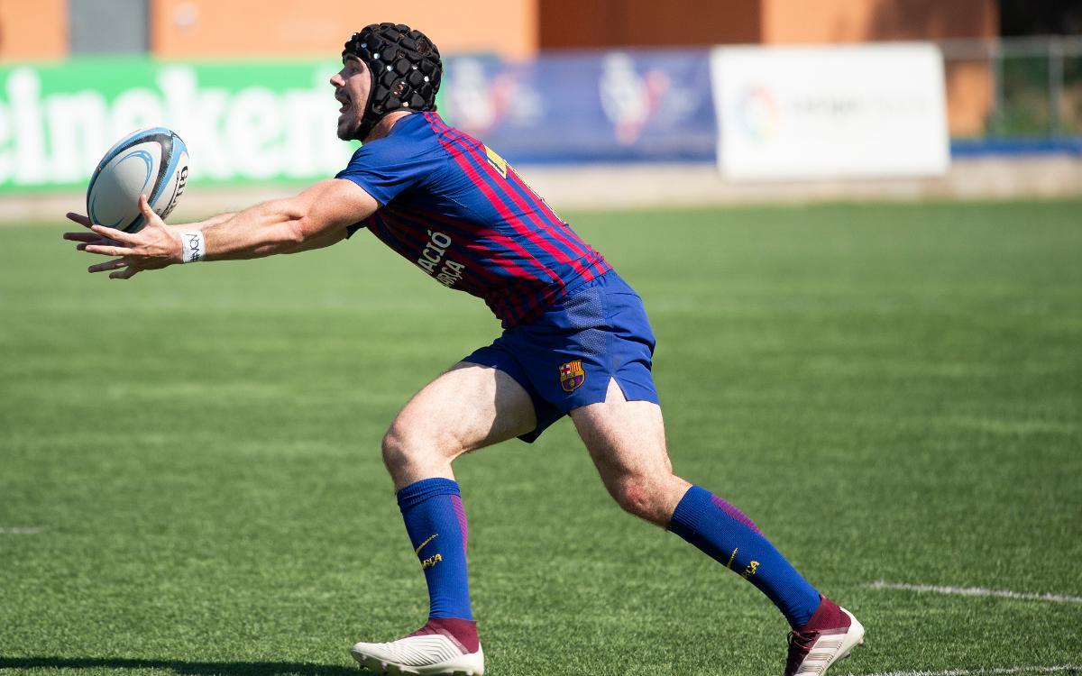 El Barça de rugby vuelve a ganar