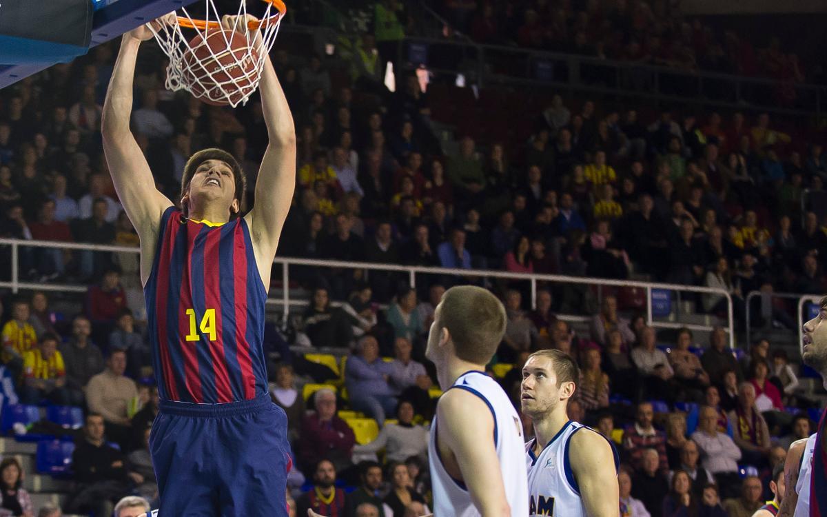Marko Todorovic, cedit al Bilbao Basket