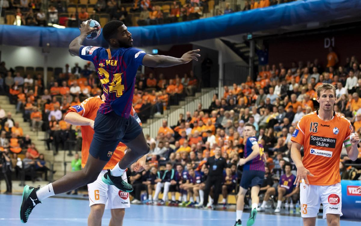 IFK Kristianstad – Barça Lassa: Big win in Sweden (25-44)