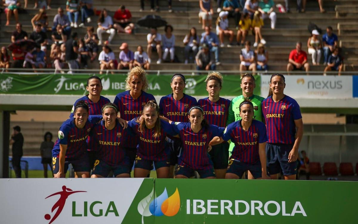 Fundació Albacete – Barça Women: Huge 6-1 win to stay undefeated in the league