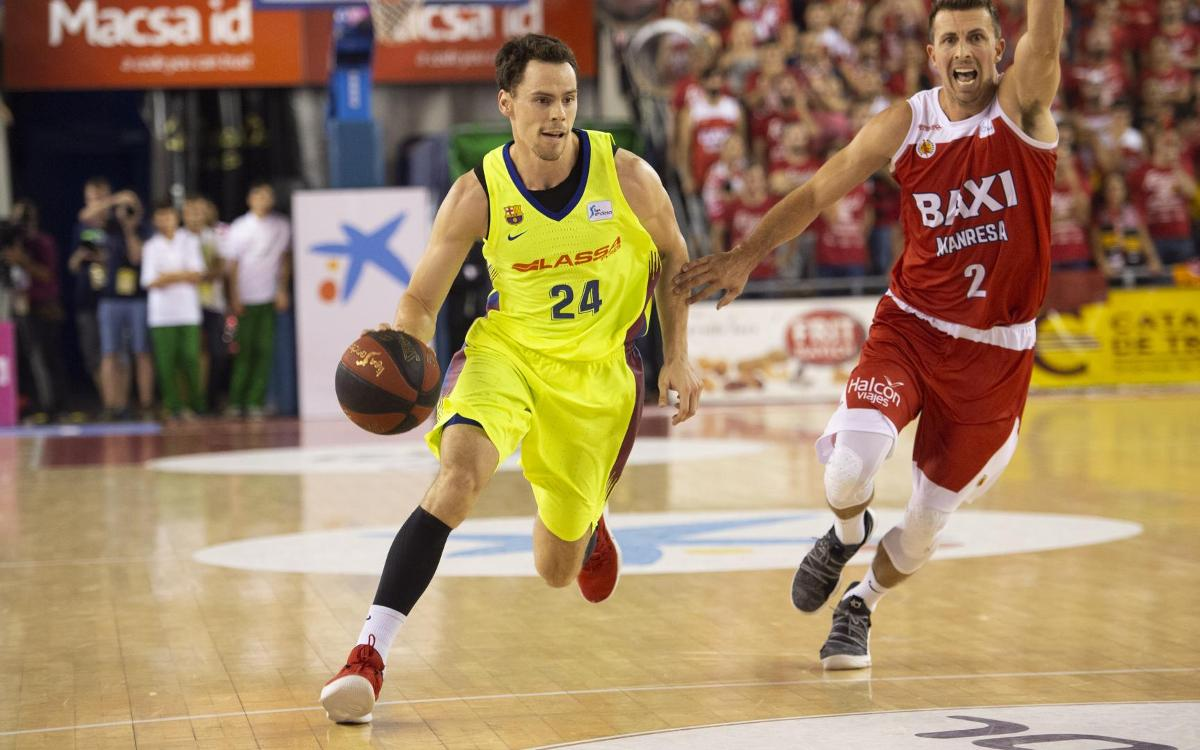 BAXI Manresa – Barça Lassa: Hard-earned win in first Catalan league derby (78-88)