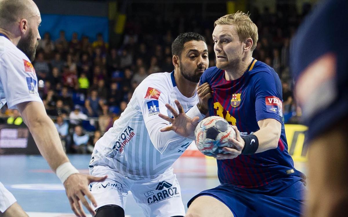 Barça Lassa – Montpellier HB: El campeón llega herido al Palau